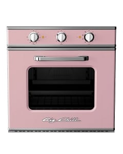 Retro Electric Wall Oven-Pink Lemonade